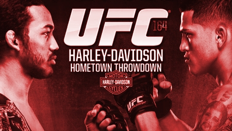 UFC 164 Poster Henderson vs Pettis-red-478x270