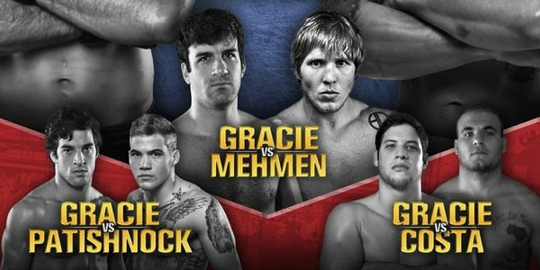 WSOF 5 - Three Gracies