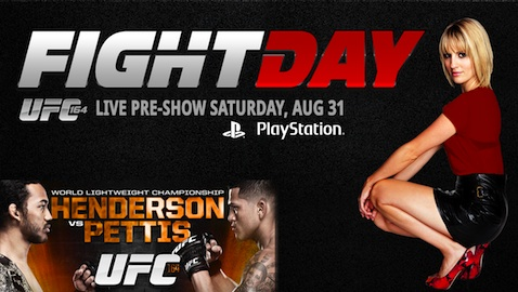 Fight Day UFC 164