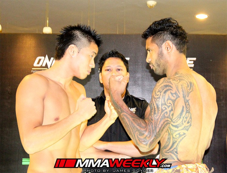 Willy Ni vs Vincent Latoel