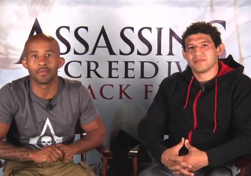 DJ & Gil Assassin's Creed-110x77