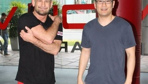 Greg Jackson and Chatri Sityodtong