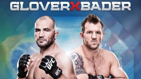 UFC Fight Night 28 Teixeira vs Bader Poster-478x270