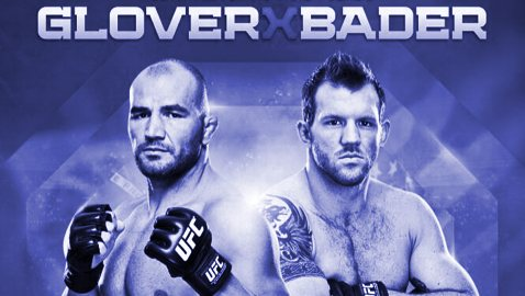 UFC Fight Night 28 Teixeira vs Bader Poster-blue-478x270