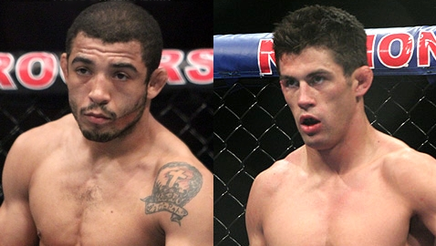 Jose Aldo and Dominick Cruz