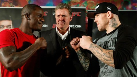 Melvin Guillard vs Ross Pearson faceoff-478x270