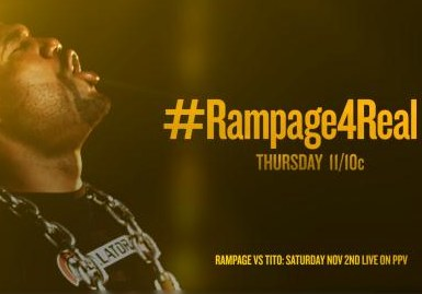 Rampage for Real