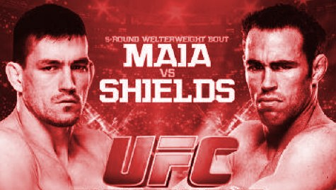 UFC Fight Night 29 Poster