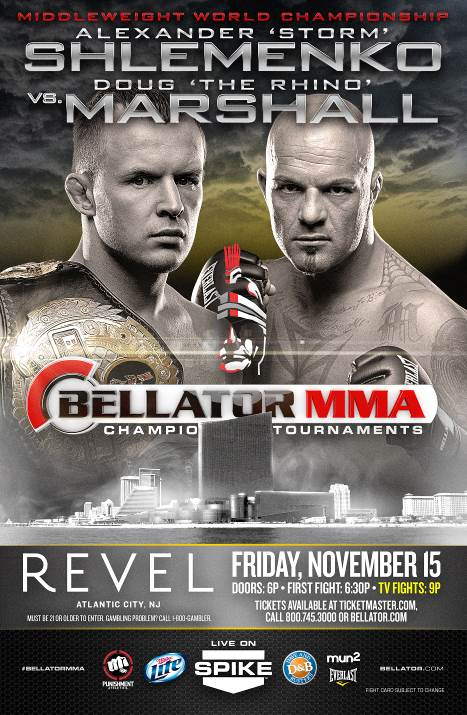 BellatorRevel