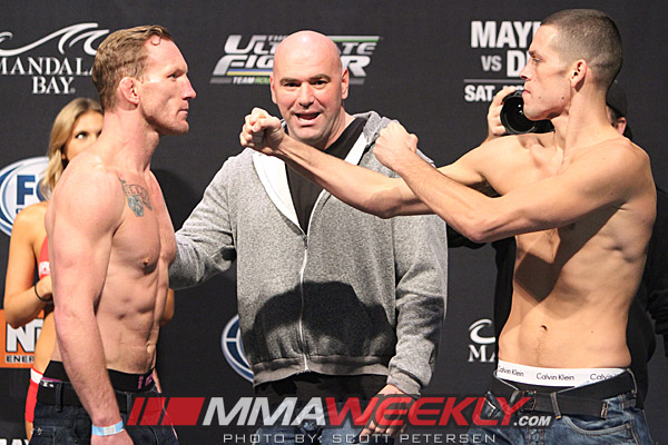 Gray Maynard vs. Nate Diaz