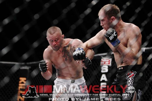 Chris Lytle and Brian Ebersole