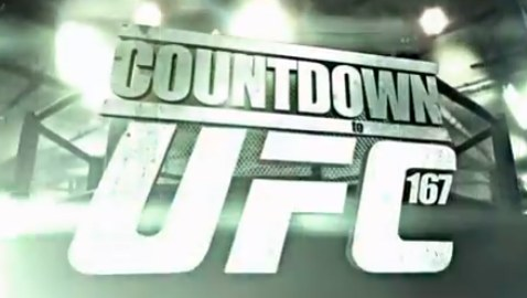 Countdown to UFC 167