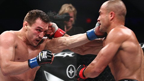 Michael Chandler vs Eddie Alvarez