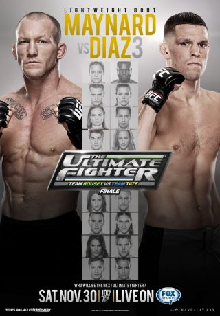 TUF 18 Finale poster