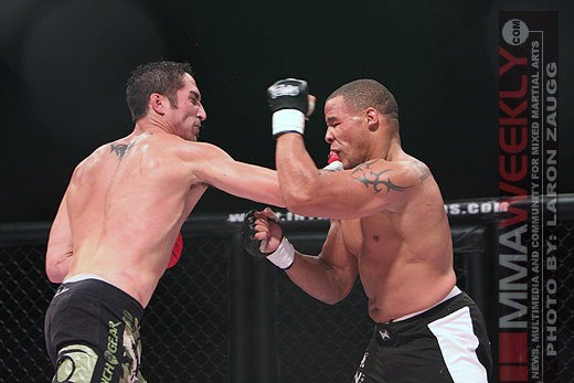 Cory Devela vs Terry Martin