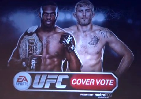Jon Jones & Alexander Gustafsson UFC Game Vote