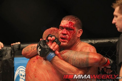 Mark Hunt vs Bigfoot Silva