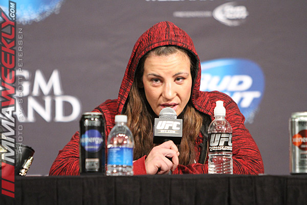 Miesha-Tate-UFC-168-Post-Press9865