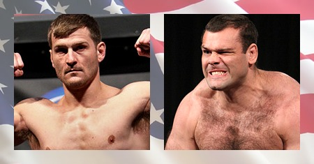 All American Preview-Miocic vs Gonzaga