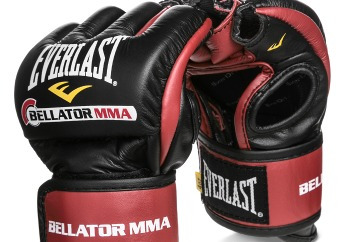 Bellator-Everlast Powerlock Gloves