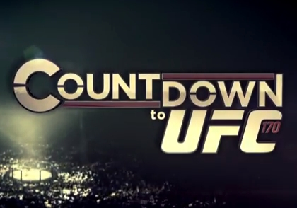 Countdown to UFC 170