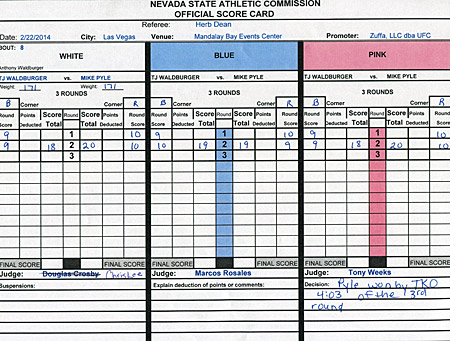 Pyle-vs.-Waldburger-UFC-170-Scorecard