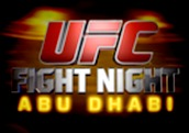 UFC Fight Night Abu Dhabi