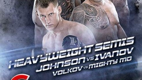 Bellator 116 Fight Poster