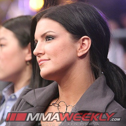 Talks Between Gina Carano and UFC Reach an Impasse ...