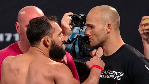 Johny Hendricks vs Robbie Lawler UFC 171