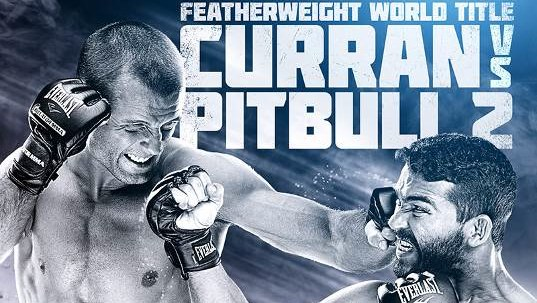 Bellator 121 Fight Poster