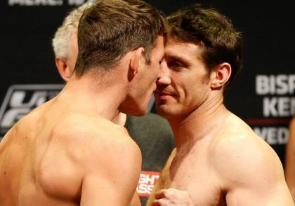 Bisping vs Kennedy TUFNations