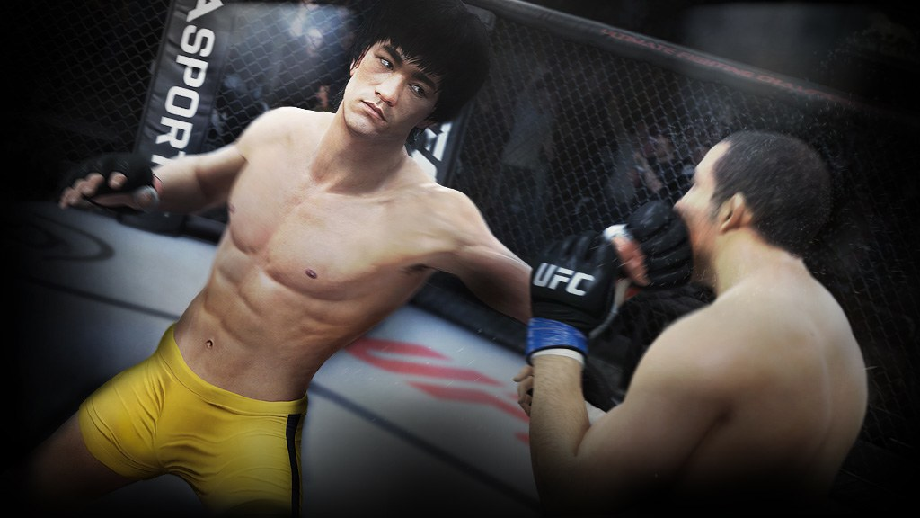 Bruce Lee - EA Sports UFC Mystery Fighter