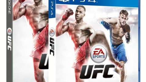 EA Sports UFC Video Game Official Cover