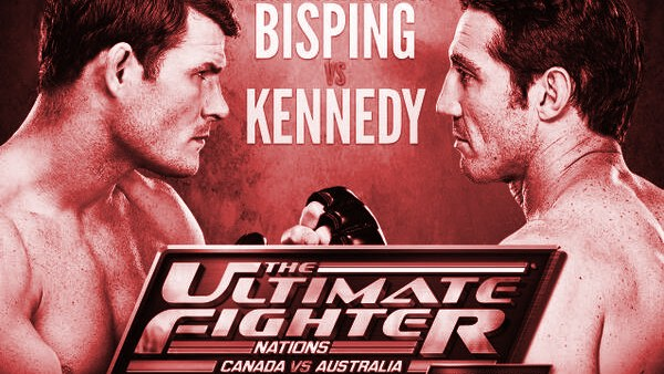 TUF Nations Finale Fight Poster