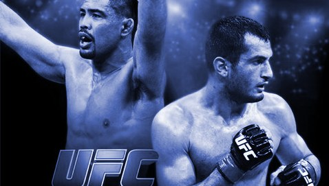 UFC Munoz vs Mousasi Fight Poster