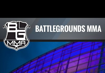 Battlegrounds MMA Logo