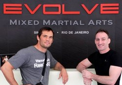 Evolve MMA - Franklin and Hume
