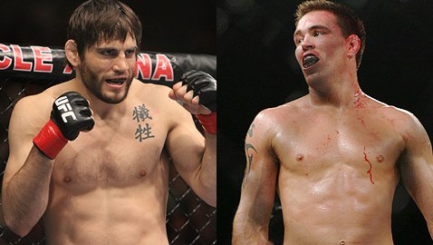 Jon Fitch vs Jake Shields