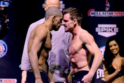 Rafael Silva vs Joe Warren