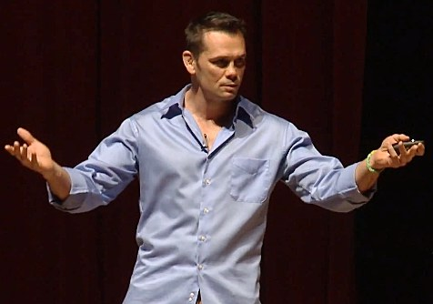Rich Franklin TEDx Chicago