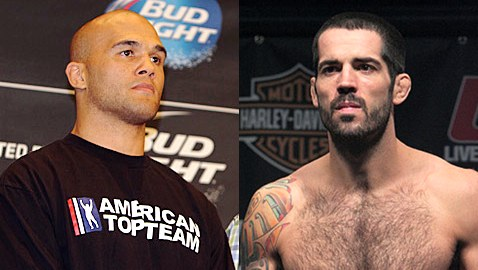 Robbie Lawler vs Matt Brown