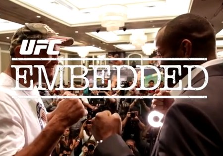 UFC 173 Embedded Ep 6