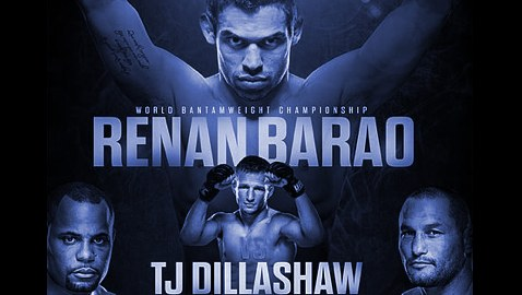 UFC 173 Fight Poster Updated-blue-478x270