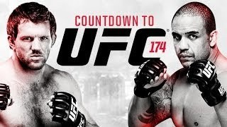 Countdown UFC 174-Feijao vs Bader