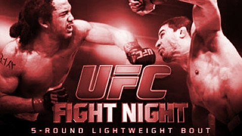 Henderson-vs-Khabilov-UFC-Albuquerque-Fight-Poster-red