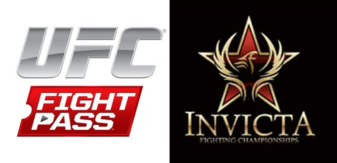 ufc and invicta fc secure exclusive deal to stream women 39 s. Black Bedroom Furniture Sets. Home Design Ideas