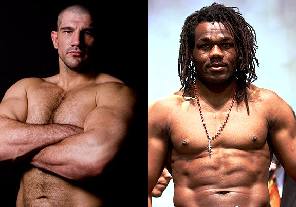 James Thompson and Sokoudjou