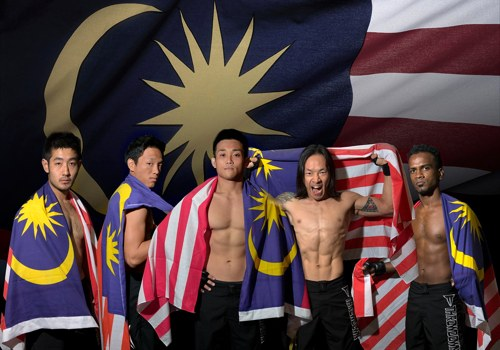 Malaysian Invasion 1 fighters