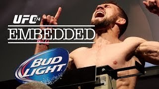 UFC 174 Embedded Ep 5
